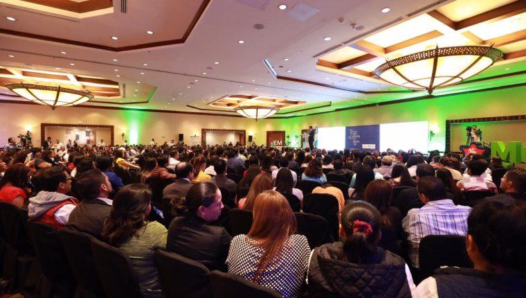 El primer Día Nacional del Emprendimiento,  se estableció el 16 de abril de cada año y se institucionalizó a través de la Ley de Fortalecimiento al Emprendimiento. (Foto Prensa Libre: Mineco)