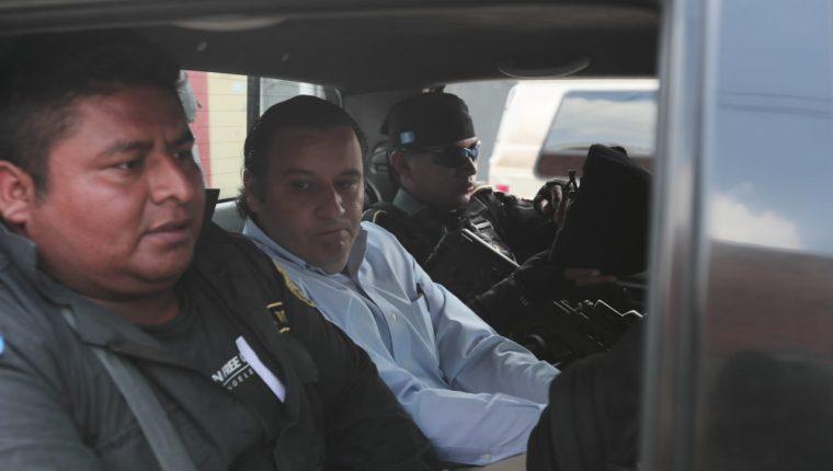Roberto Barreda espera debate por la desaparición de su esposa Cristina Siekavizza. (Foto Prensa Libre: Hemeroteca PL)