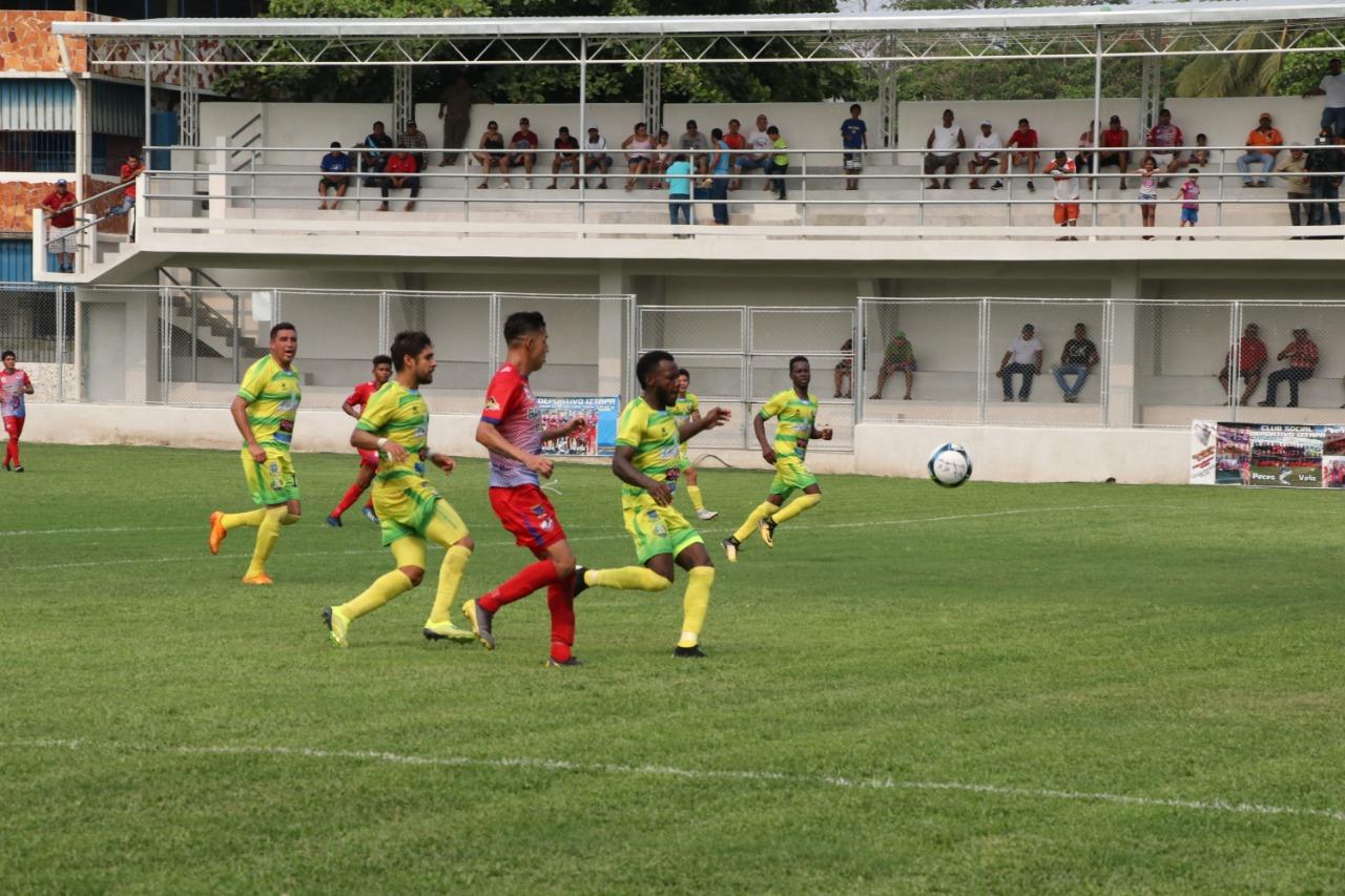 Chiantla consiguió un resultado que lo motiva en el cierre del torneo. (Foto Prensa Libre: Carlos Paredes)