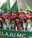 Los chivos dan las gracias a siete jugadores. (Foto Prensa Libre: Hemeroteca PL)