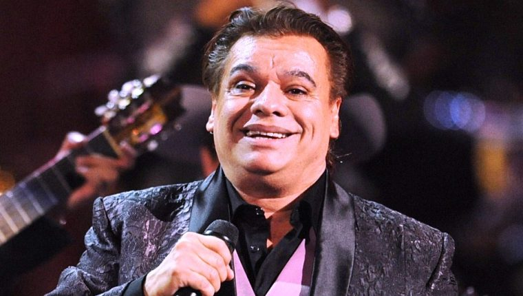 Juan Gabriel destacó como cantante, compositor y productor. (Foto Prensa Libre: HemerotecaPL)