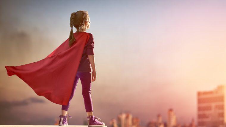 Un niño empoderado es aquel en el que se fomenta la seguridad en sí mismo. (Foto Prensa Libre: Servicios).