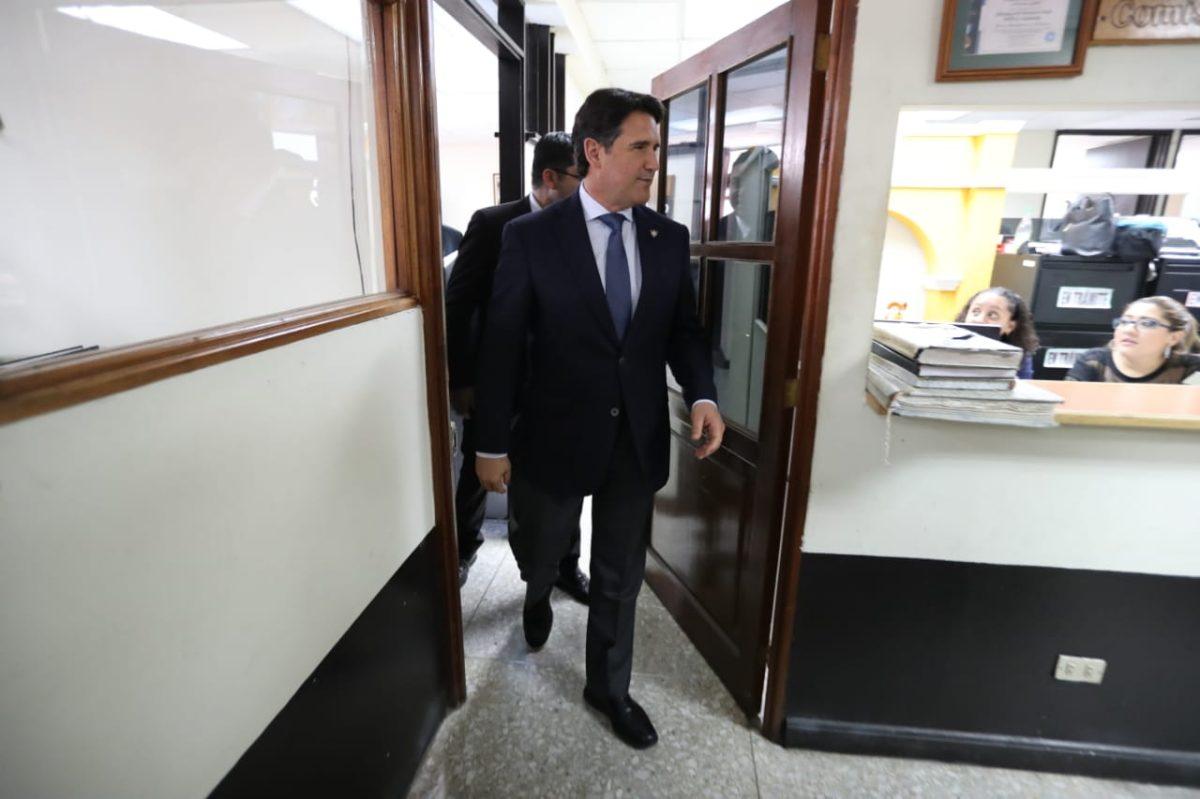 Designan a la Sala Tercera de Apelaciones Penal para conocer el antejuicio contra alcalde Ricardo Quiñónez