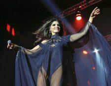 Ana Bárbara, destacada cantante mexicana que ha destacado en el género grupero.  (Foto:  Ed Silva/The Grosby Group)
