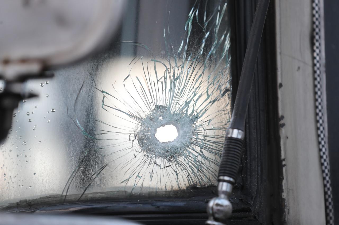 Los asaltos, producto de la delincuencia que se ensaña contra los guatemaltecos, preocupa a la población. (Foto Prensa Libre: Hemeroteca PL)