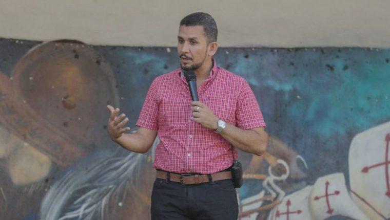 Érick Súñiga, alcalde de Ayutla, San Marcos. Ahora reclamado por Estados Unidos por tráfico de drogas. (Foto: Hemeroteca PL)