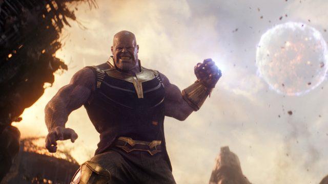 Thanos es el villano más poderoso que han enfrentado los Avengers. (Foto Prensa Libre: Marvel)