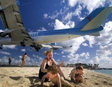 Fotografía captada en la playa de Mai Khao en Tailandia. (Foto Prensa Libre: Instagram moihottur_abakan)
