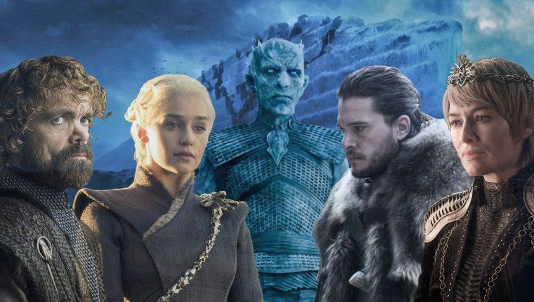Game of thrones y su temporada final. Foto Prensa Libre/ Esquire
