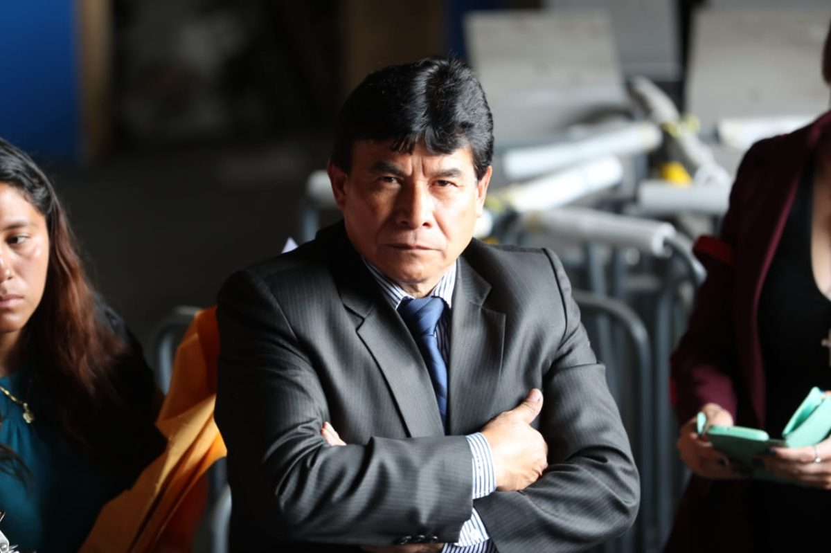Magistrados de la CSJ rechazan solicitud de la Feci para retirarle la inmunidad al juez Eduardo Cojulún