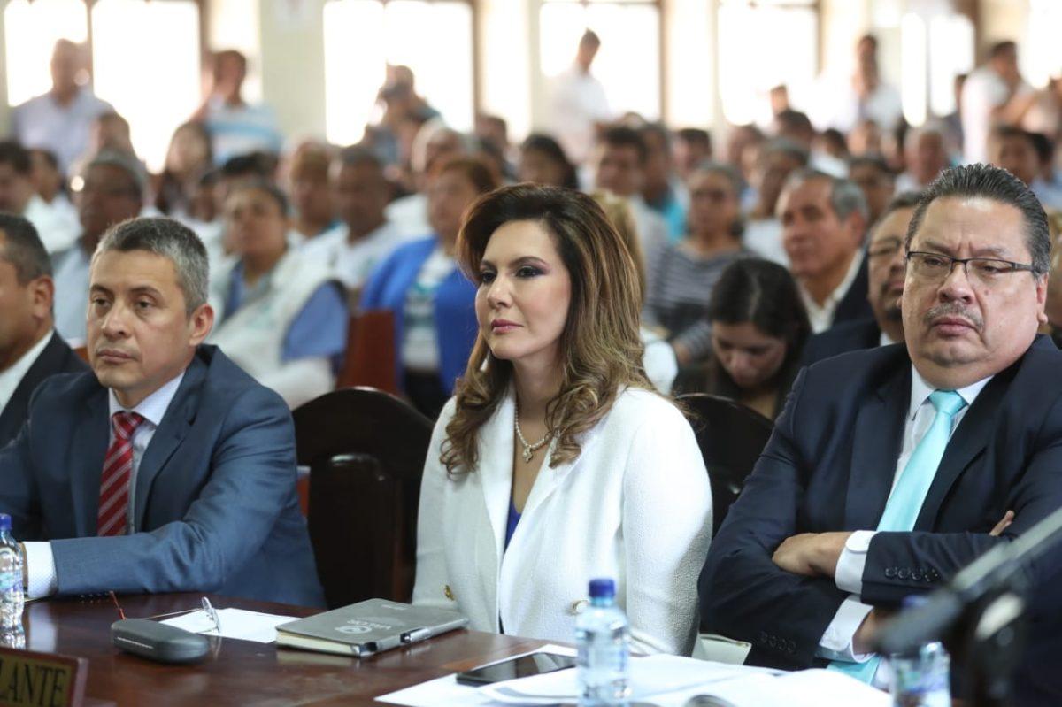 Zury Ríos Sosa defiende su candidatura ante la CC: Efraín Ríos Montt ya no es el jefe de Estado