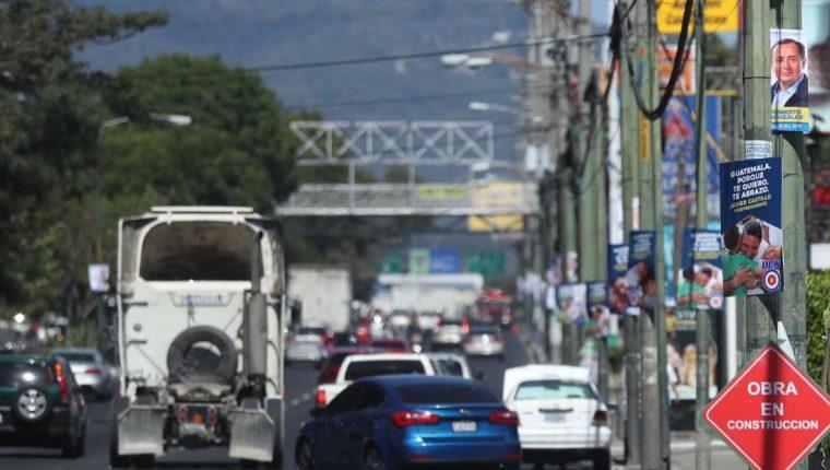 Los partidos no han cumplido a cabalidad con el TSE sobre los informes de gastos. (Foto Prensa Libre: Hemeroteca PL)