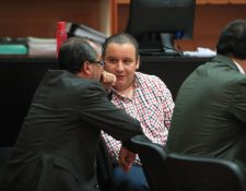 Roberto Barreda espera debate por la desaparición de su esposa, Cristina Siekavizza. (Foto Prensa Libre: Hemeroteca PL)