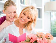 A mamá le encantarán los regalos que son pensados según sus preferencias.