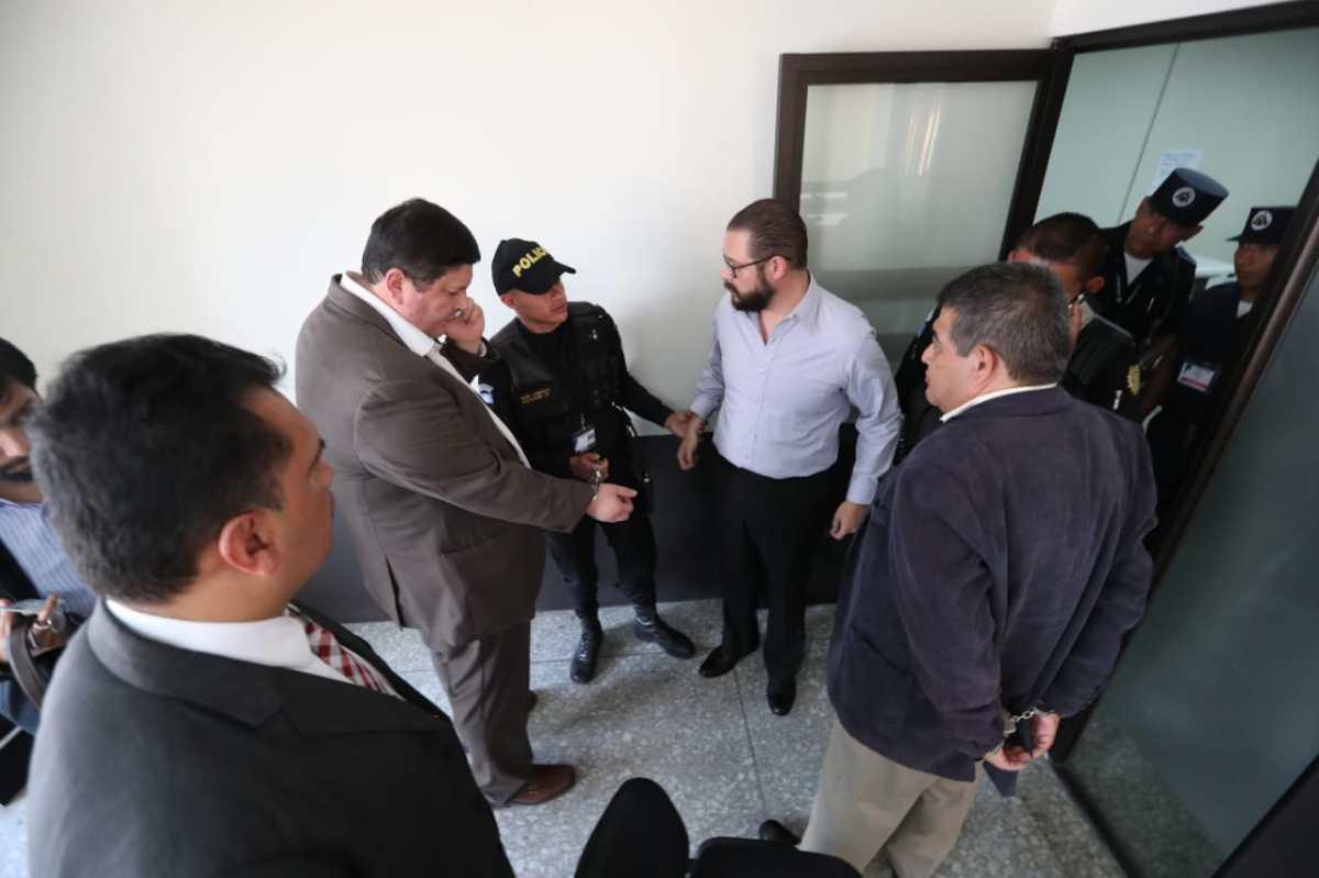 Condenan a tres abogados por intento de soborno a Juan Carlos Monzón