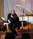 El cantautor argentino Alberto Cortez falleció a los 79 años. (Foto Prensa Libre: Hemeroteca PL)