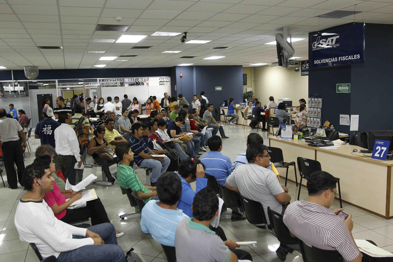 La ley de reactivación económica del café aprobó un cuarto régimen para la devolución del crédito fiscal, que es el electrónico. (Foto Prensa Libre: Hemeroteca)