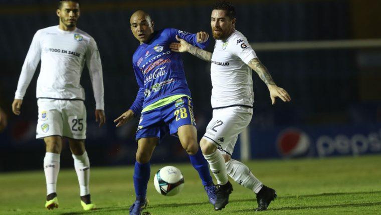 Comunicaciones y Cobán están entre los equipos que les falta sumar minutos a jugadores jóvenes. (Foto Prensa Libre: Francisco Sánchez).