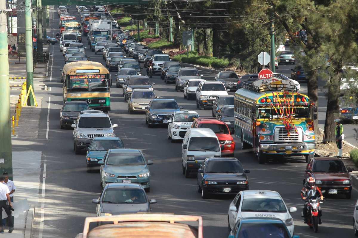 ¿Tiene multas de tránsito en Mixco? hoy empezaron las exoneraciones de hasta el 75%