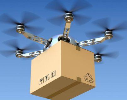 Compañía vinculada a Google logra aprobación para entregar paquetes por dron