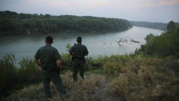 El Río Bravo o Río Grande es uno de los más caudalosos de Estados Unidos. (Foto: AFP)