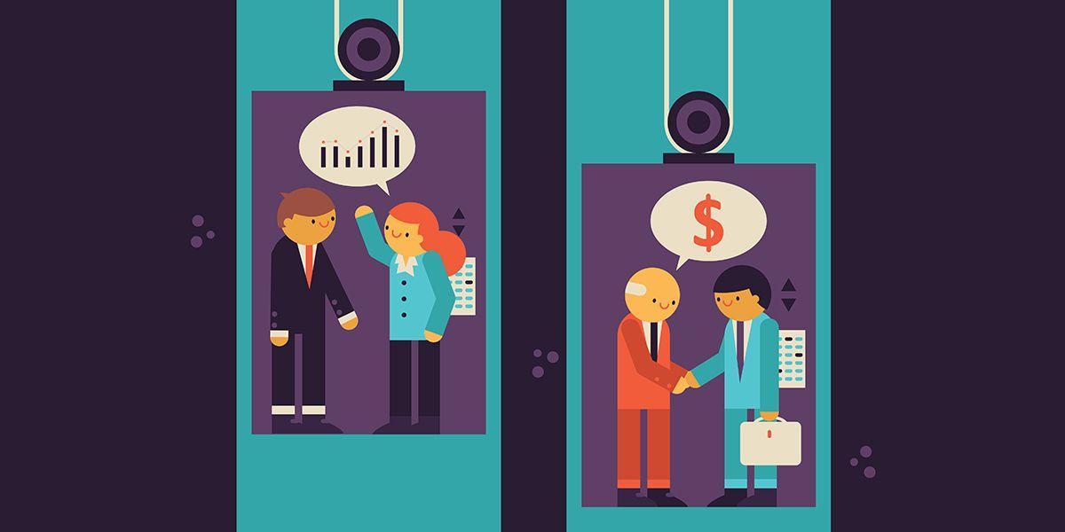 La finalidad de prepararse para un elevator pitch es despertar el interés de inversores, potenciales clientes, posibles colaboradores o miembros de un jurado. (Foto Prensa Libre: Marketing4ecommerce.mx)