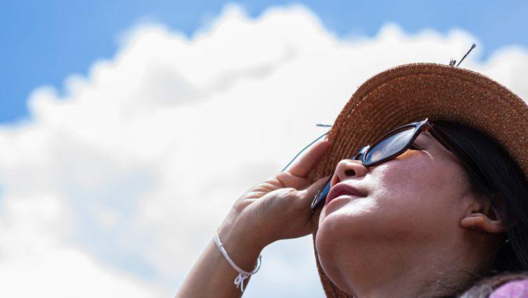 Los niveles de radiación se han registrado elevados en las últimas semanas. (Foto Prensa Libre: Hemeroteca PL)