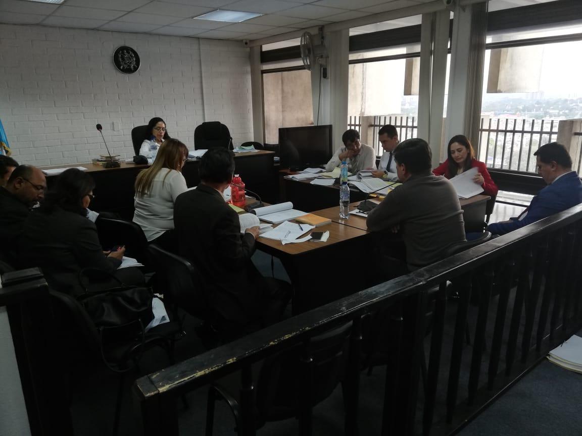 Amigo testifica contra el exdirector del Renap, Rudy Gallardo