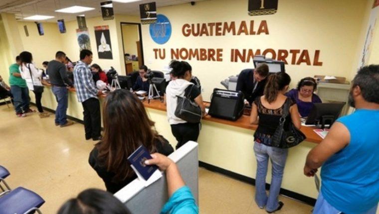 Los centros de votación para los compatriotas aún no están definidos. (Foto Prensa Libre: Hemeroteca PL)