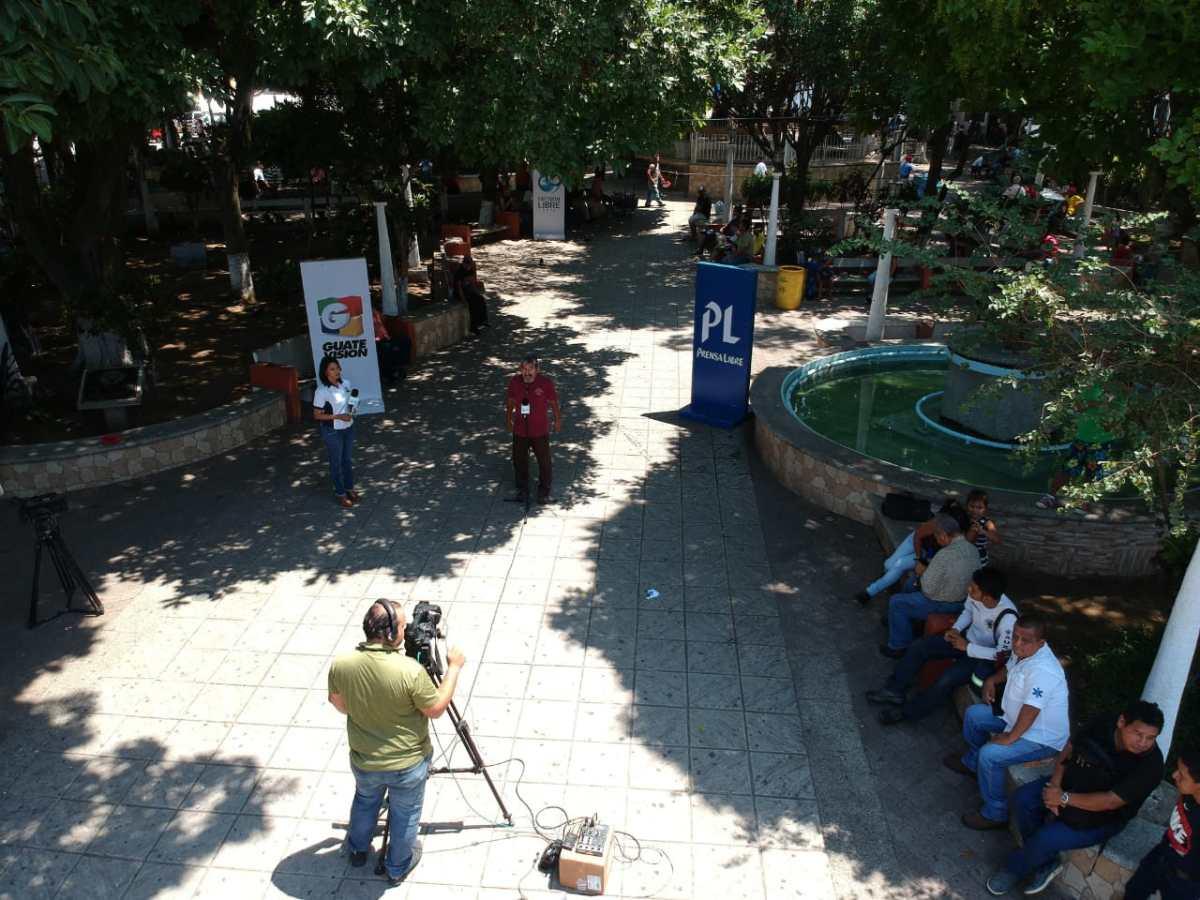 La falta de agua y de medicamentos agobia a los vecinos de Suchitepéquez