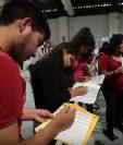 La entrada es gratuita a la Feria Nacional de Empleo que se llevará a cabo el 25 de abril del 2019. (Foto Prensa Libre: Hemeroteca)