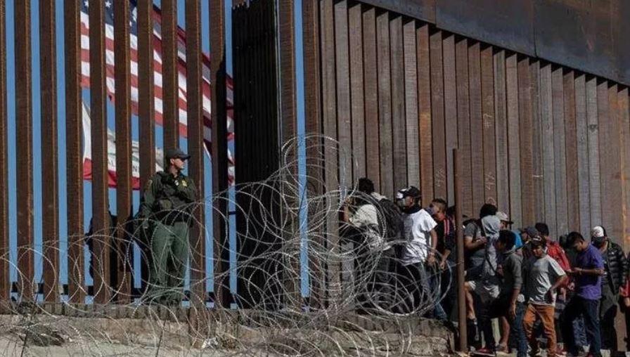La amenaza de cerrar la frontera que movió un flujo comercial de US$612 mil millones en 2018, le valió a Trump advertencias de su propio campo. (Foto Prensa Libre: Hemeroteca)
