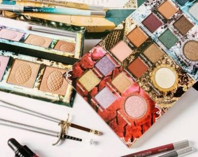 "Crean colección de maquillaje inspirada en ""Game of Thrones"". (Foto Prensa Libre: Forbes)"
