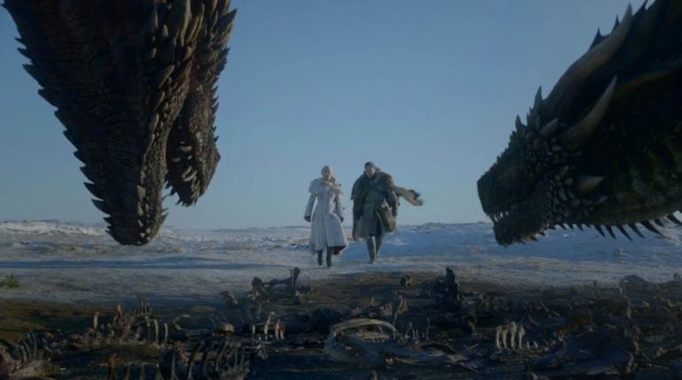 """""""Game of Thrones"""" lanza su última temporada.  Se acerca el gran final. Foto Prensa Libre, HBO."""