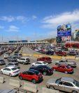 Vista general, que muestra la Garita Internacional de San Ysidro, en la ciudad de Tijuana (México). (Foto Prensa Libre: EFE)