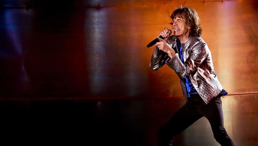 A sus 75 años, Mick Jagger tiene ocho hijos, cinco nietos y una bisnieta. (Foto Prensa Libre: EFE)
