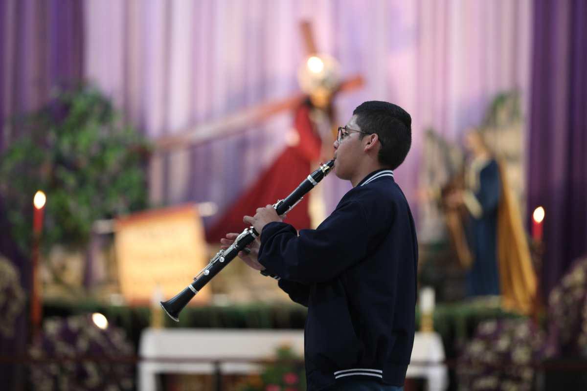José Arnoldo Franco Chavarry: el adolescente guatemalteco, músico y escritor de marchas fúnebres