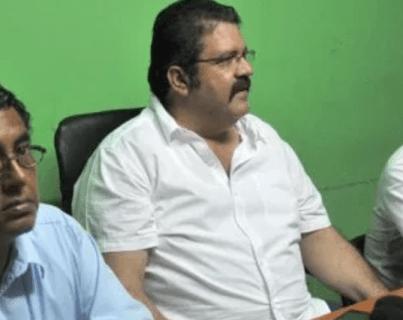 El alcalde de Coatepeque, Quetzaltenango, Alfonso García-Junco. (Foto Prensa Libre: Hemeroteca PL)
