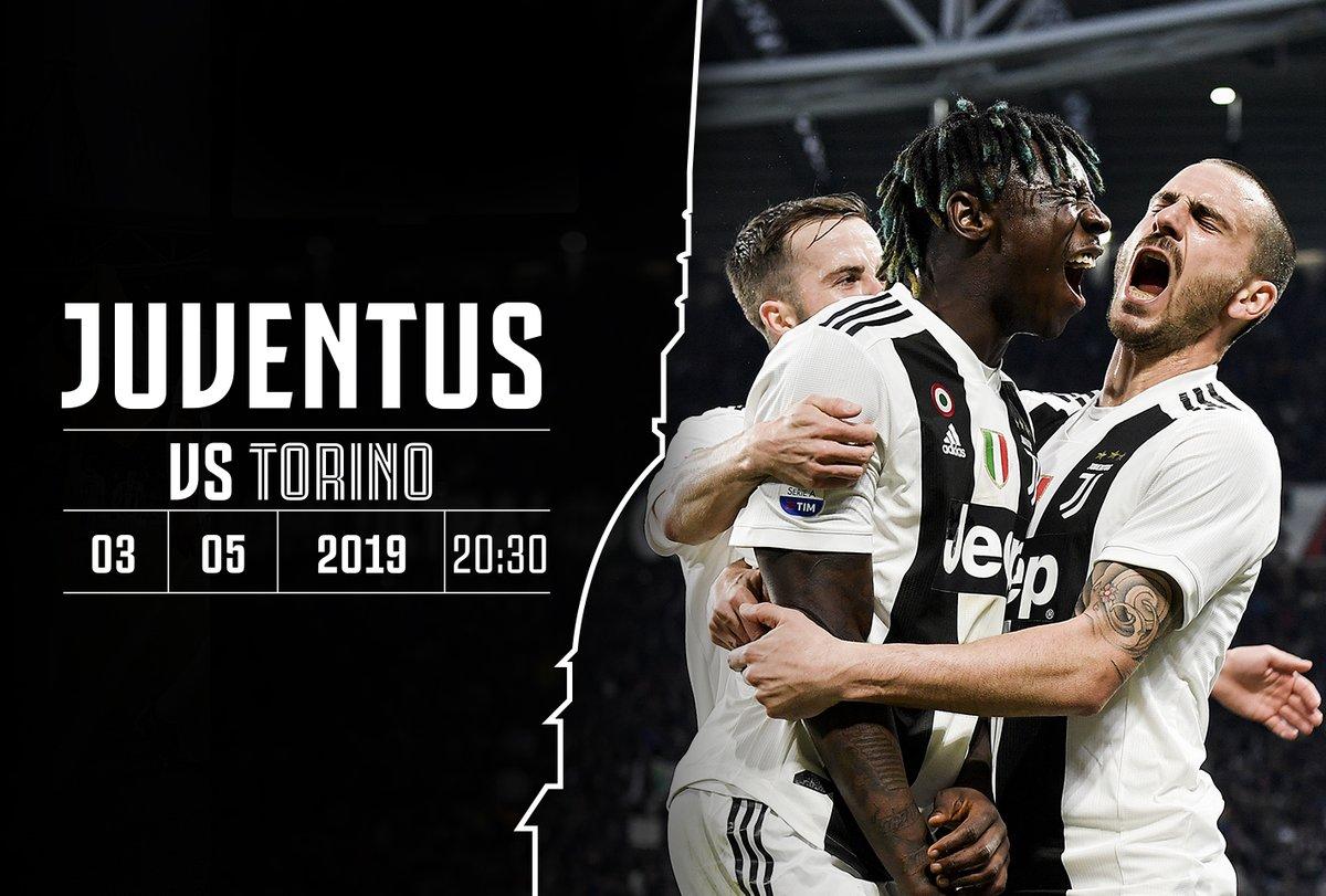 La Juventus anunció en sus redes sociales la fecha del juego contra el Torino. (Foto Prensa Libre: Juventus FC).