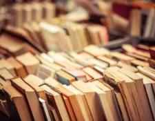El Día Internacional del Libro puede dedicarlo a la obra guatemalteca. (Foto Prensa Libre: Servicios)