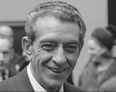 Adolfo López Mateos, presidente de México entre 1958 y 1964.(Foto Prensa Libre: Wikipedia)