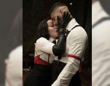 """Madonna promociona el videoclip del tema """"Medellín"""", el que participa el colombiano Maluma.  (Foto Prensa Libre: Instagram)"""
