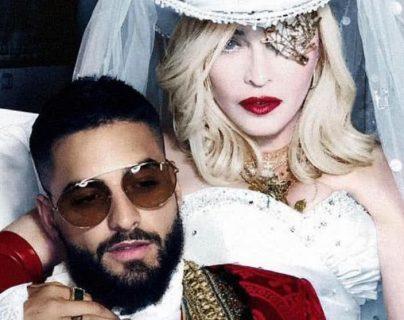Medellín es el nuevo vídeo protagonizado por Madonna y Maluma. Foto Prensa Libre/CanalRCN