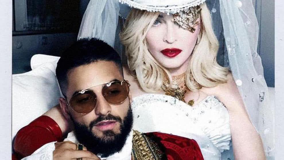 Tras el triunfo del nuevo video de Madonna y Maluma, la envidia de Miley Cyrus se hizo notar