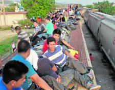 Miles de guatemaltecos han migrado a Estados Unidos en busca de mejores oportunidades de vida. (Foto Prensa Libre: Hemeroteca PL)