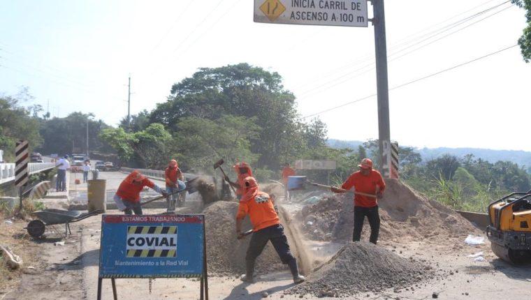 El Gobierno empezó con el trabajo de transición polítca y dejará una hoja de ruta en infraestructura y planificación. (Foto Prensa Libre: Hemeroteca)