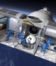 La la estación espacial Aurora será el primer hotel espacial del mundo. ORION SPAN