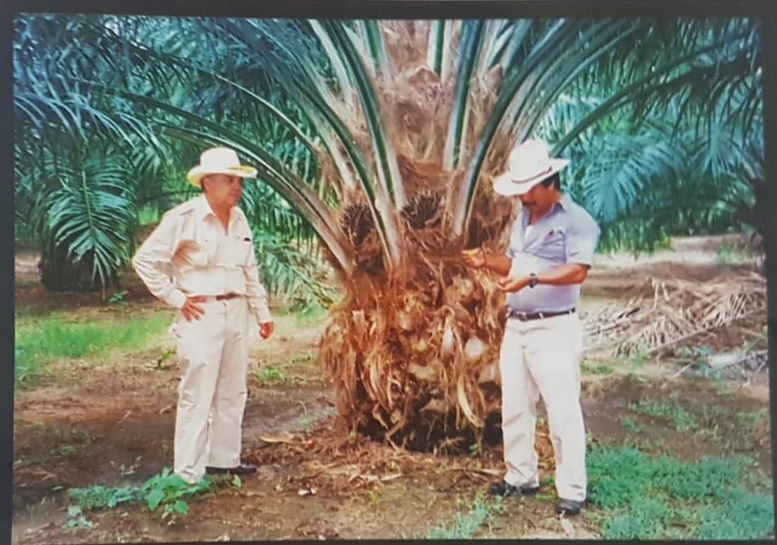 Hugo Alberto Molina Espinoza pionero en la agroindustria de aceites vegetales de Guatemala, falleció a los 86 años. (Foto Prensa Libre: Cortesía)