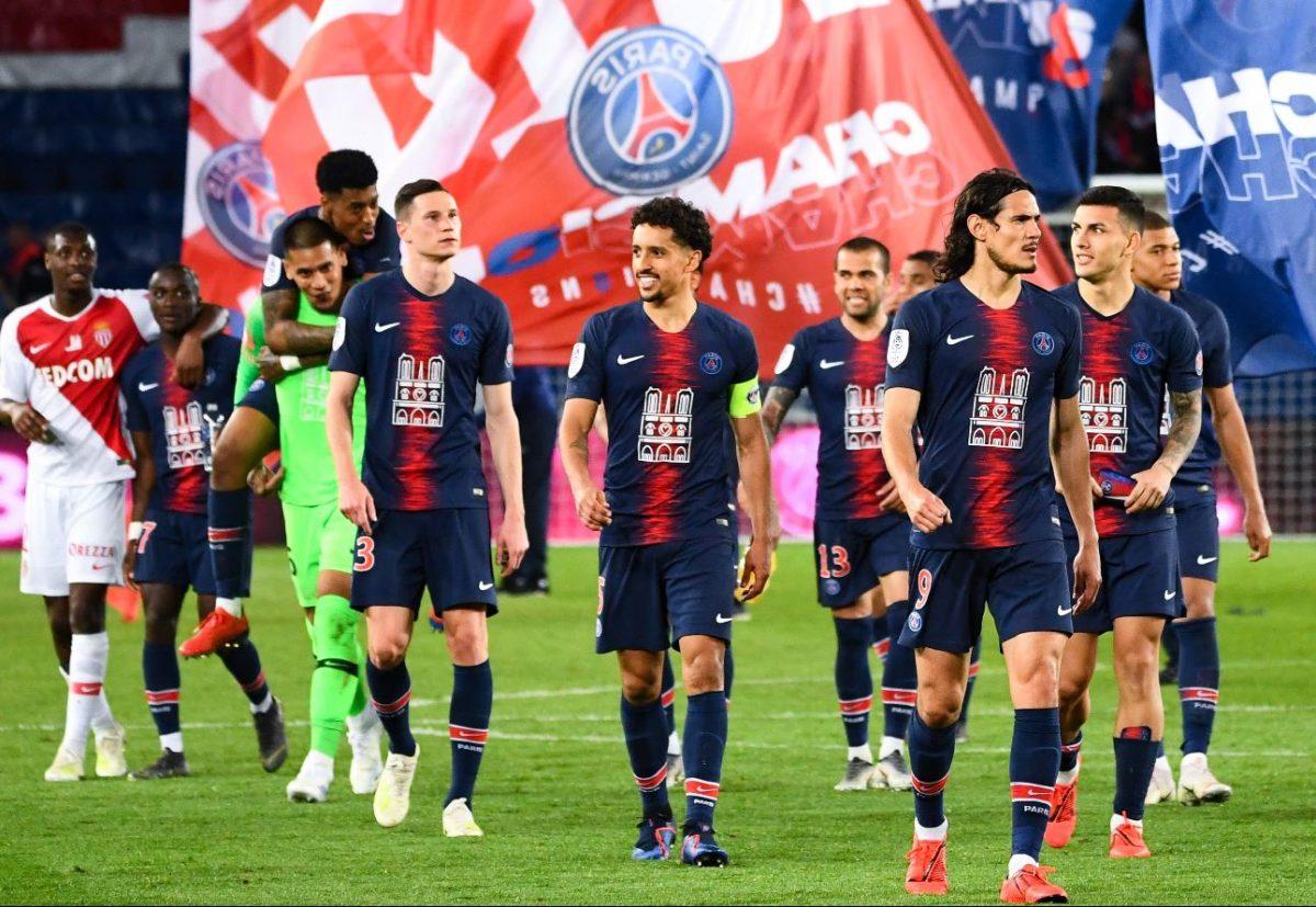 El PSG vende mil camisetas conmemorativas de Notre Dame en menos de media hora