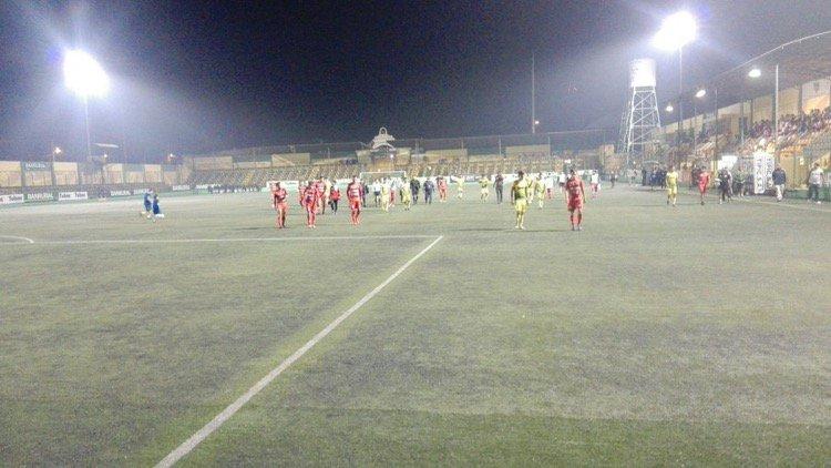Con una alta dosis de sufrimiento, Malacateco superó 1-2 a Petapa, en el estadio Julio Armando Cóbar, este viernes (Foto Prensa Libre: Cortesía Malacateco)